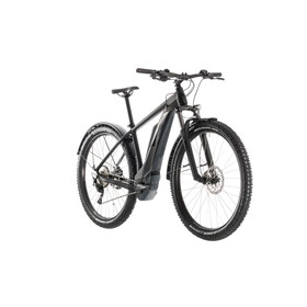 Cube Reaction Hybrid Pro 500 Allroad El-MTB/HT Svart